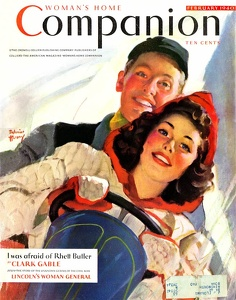 Woman's Home Companion 1940-02