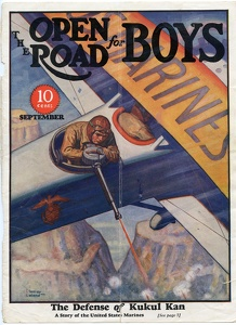 Open Road for Boys 1931-09