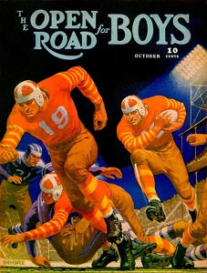Open Road for Boys 1939-10