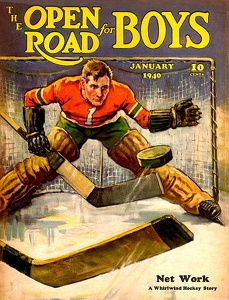 Open Road for Boys 1940-01