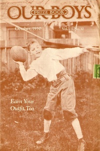 Our Boys Prize Book 1930-10