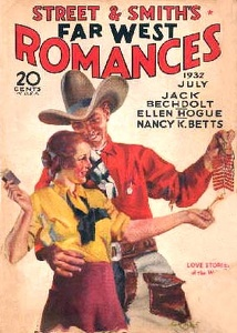 Far West Romances1932-07
