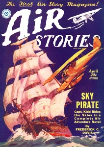War Stories and Military Pulps