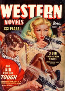 Western Novels and Short Stories 1948-08